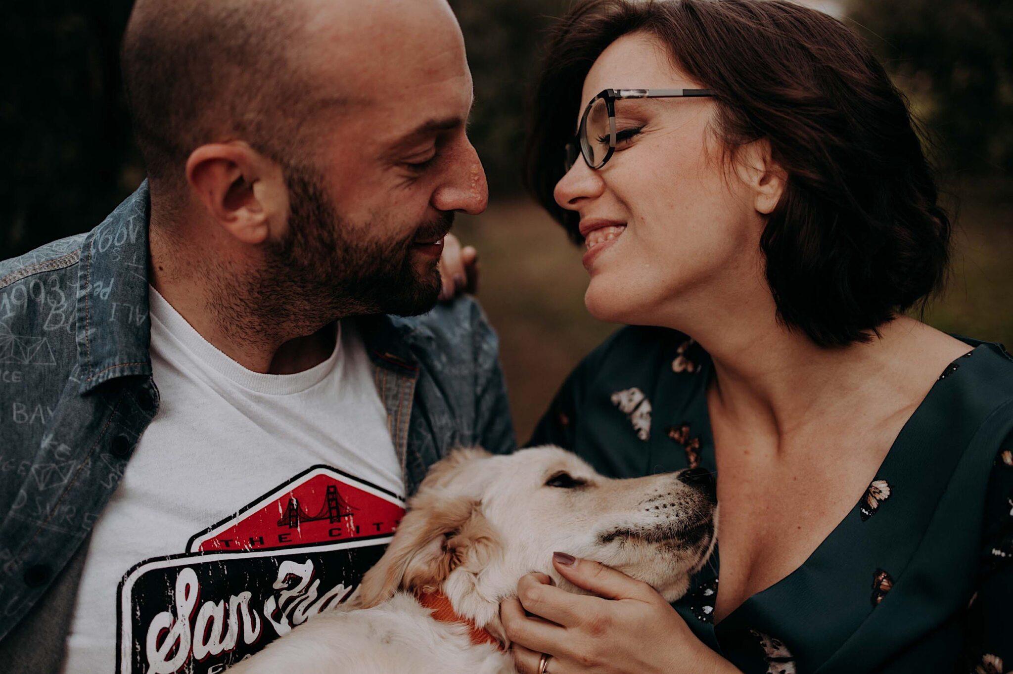 premaman a Montecarlo_ Golden Retriever