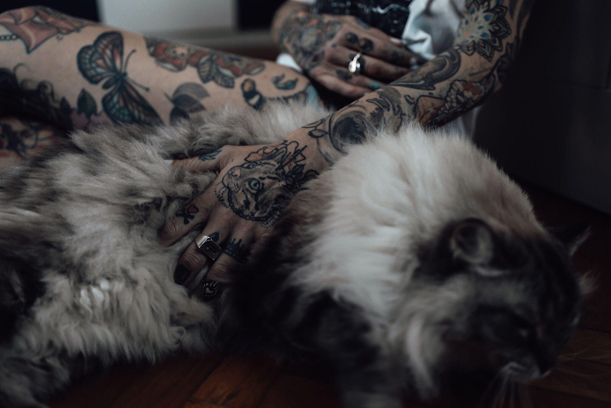 Gaia Skin Frame tattoo