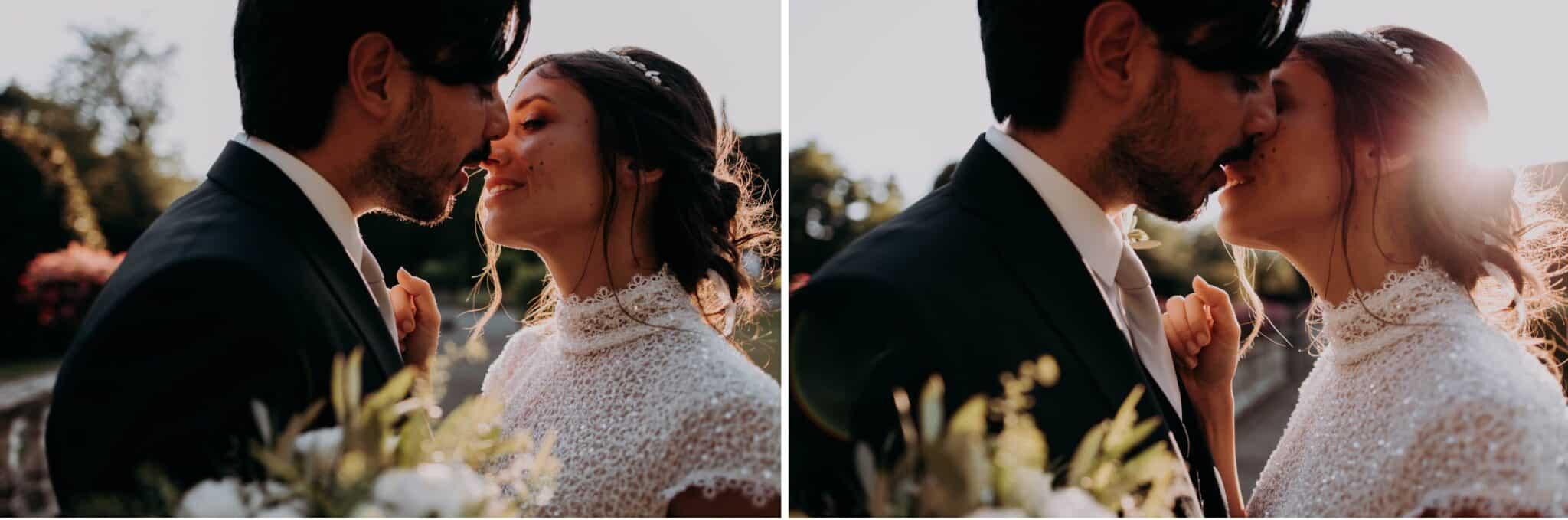matrimonio romantico a Villa Grabau di Lucca