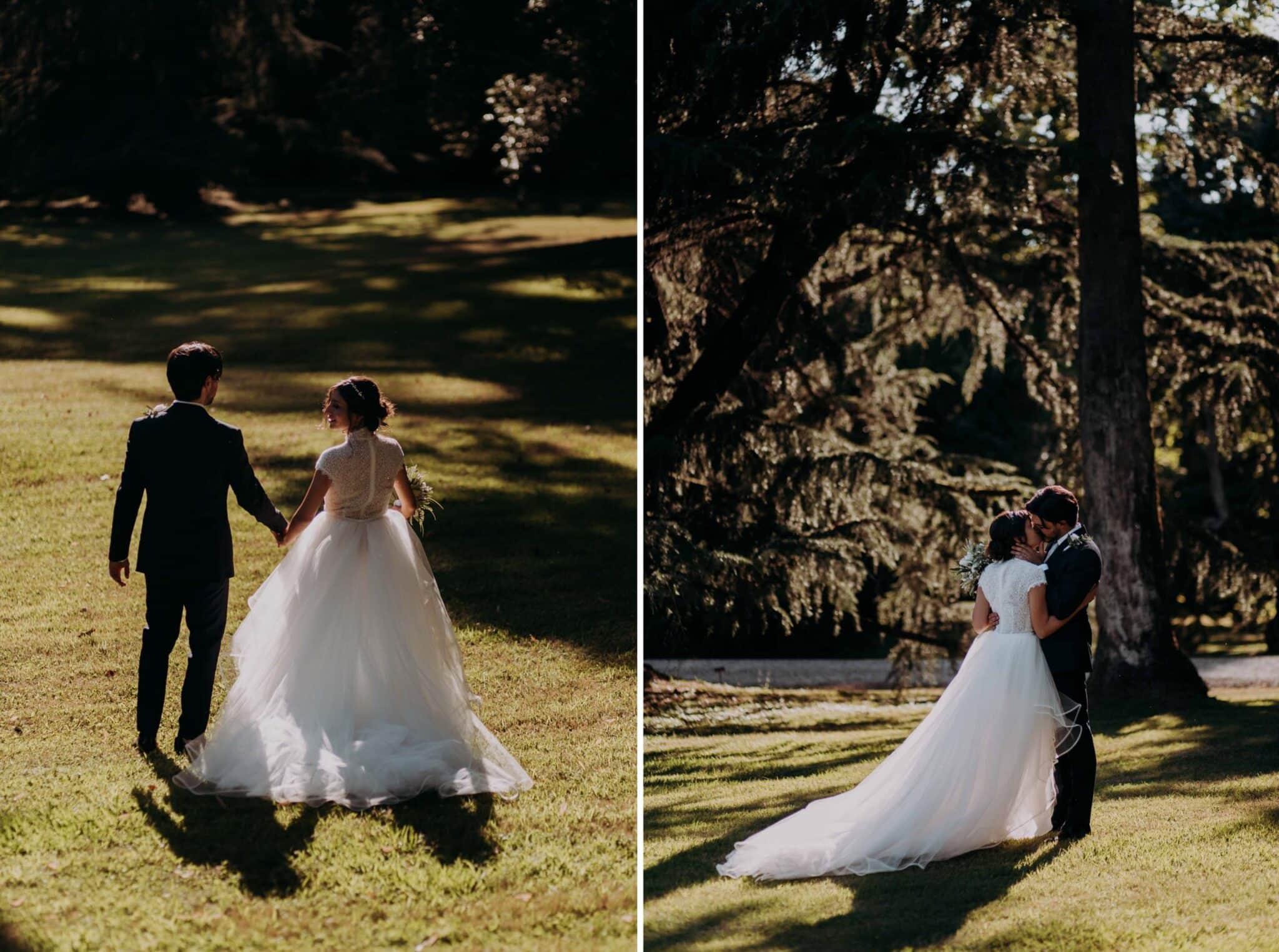 Matrimonio a Villa Grabau di Lucca