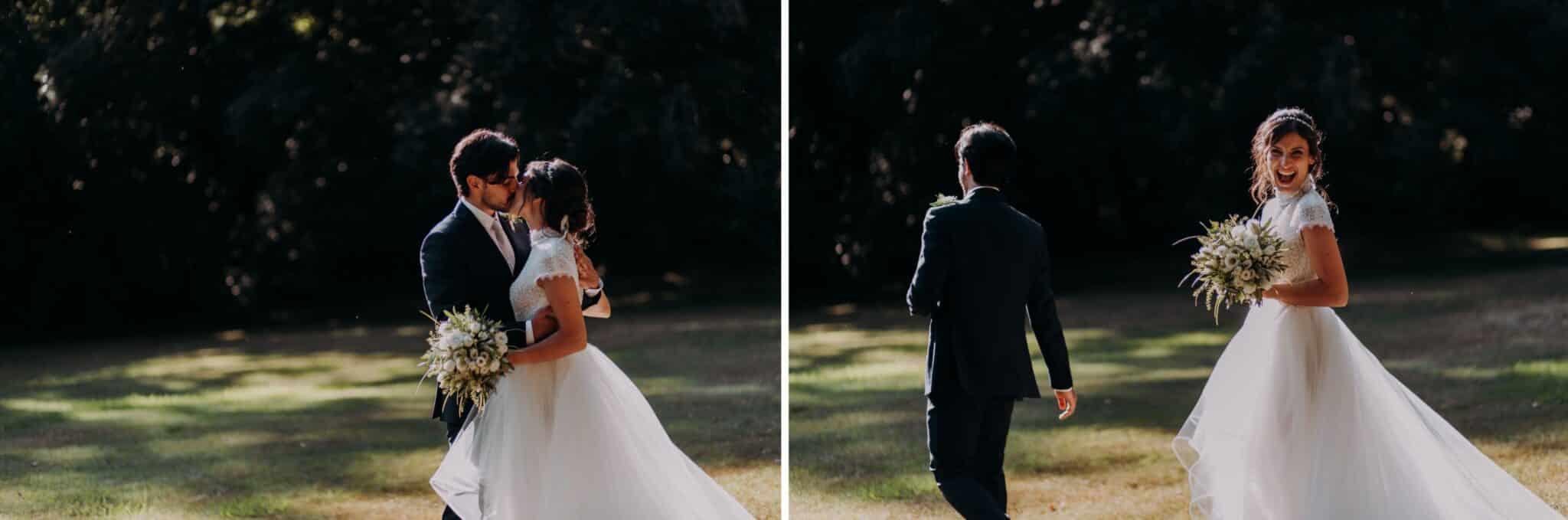 matrimonio nella dimora storica di Villa Grabau