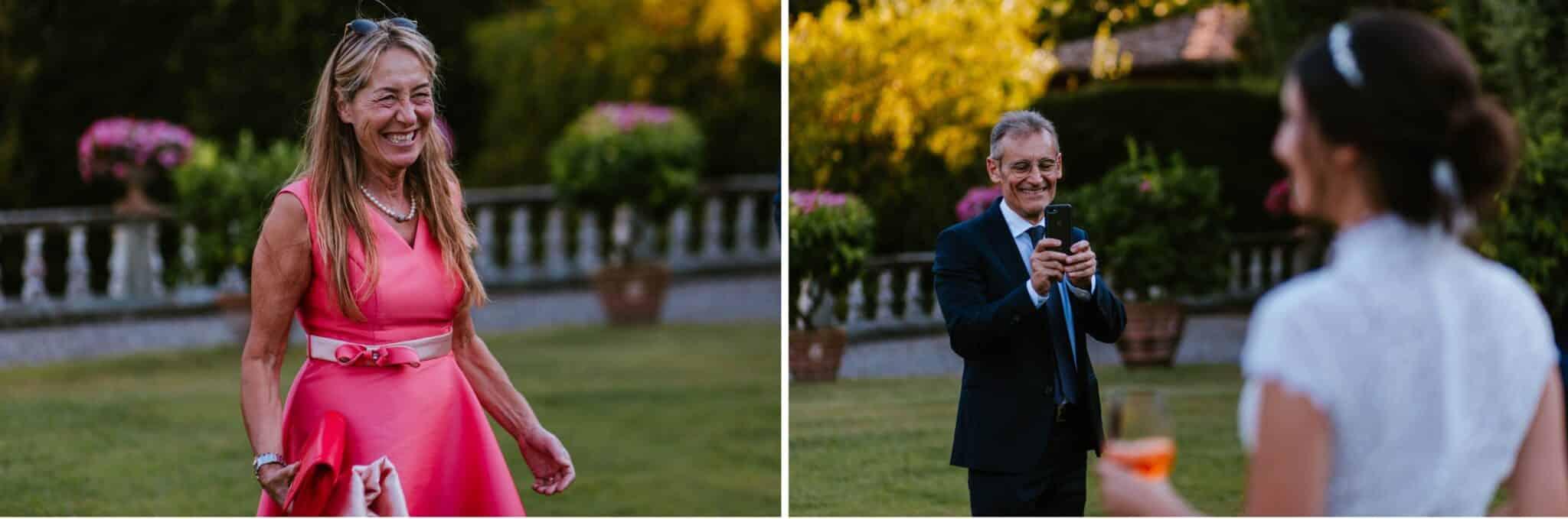 momenti rubati di un matrimonio Villa Grabau