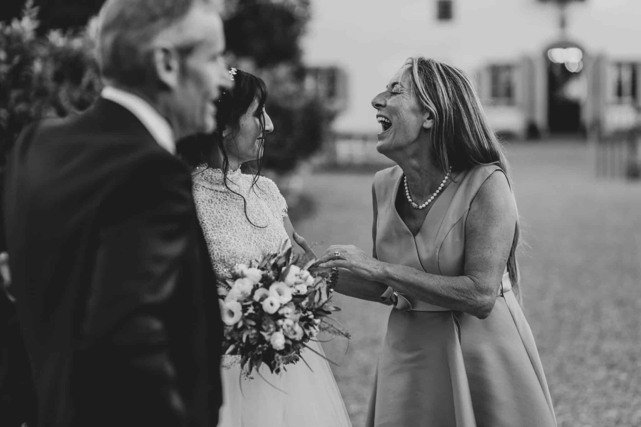 wedding in Villa Grabau