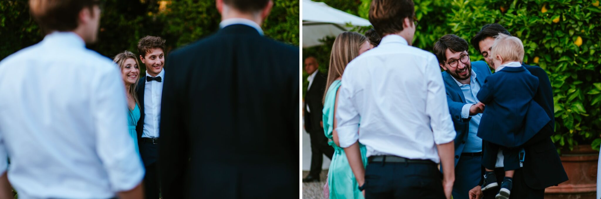 reportage matrimonio a Villa Grabau