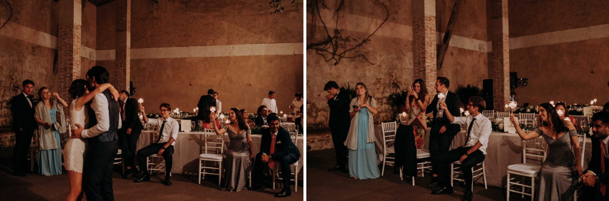Caterina and Giacomo's wedding, Villa Grabau in Tuscany