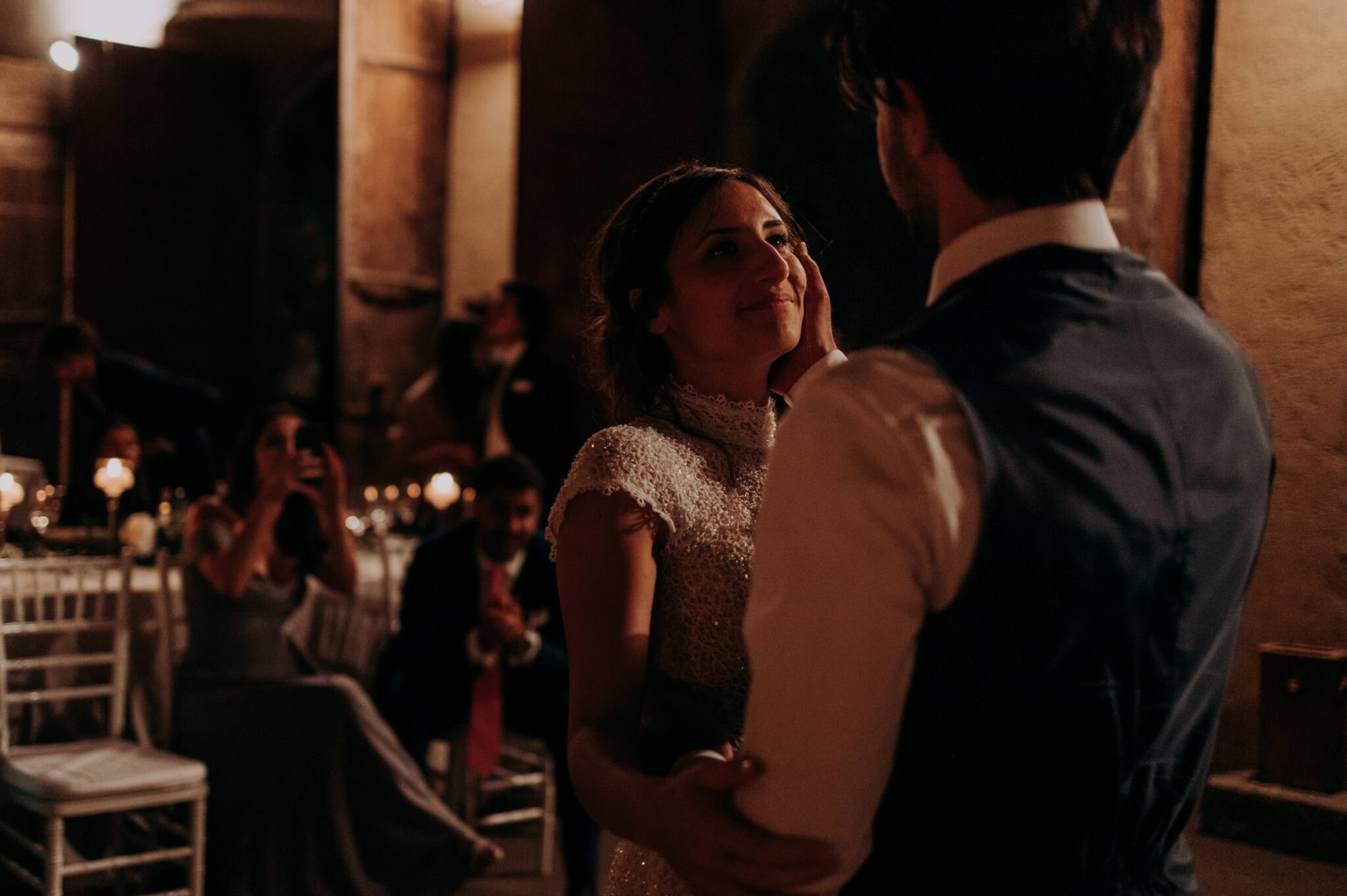wedding dance photography in Lucca