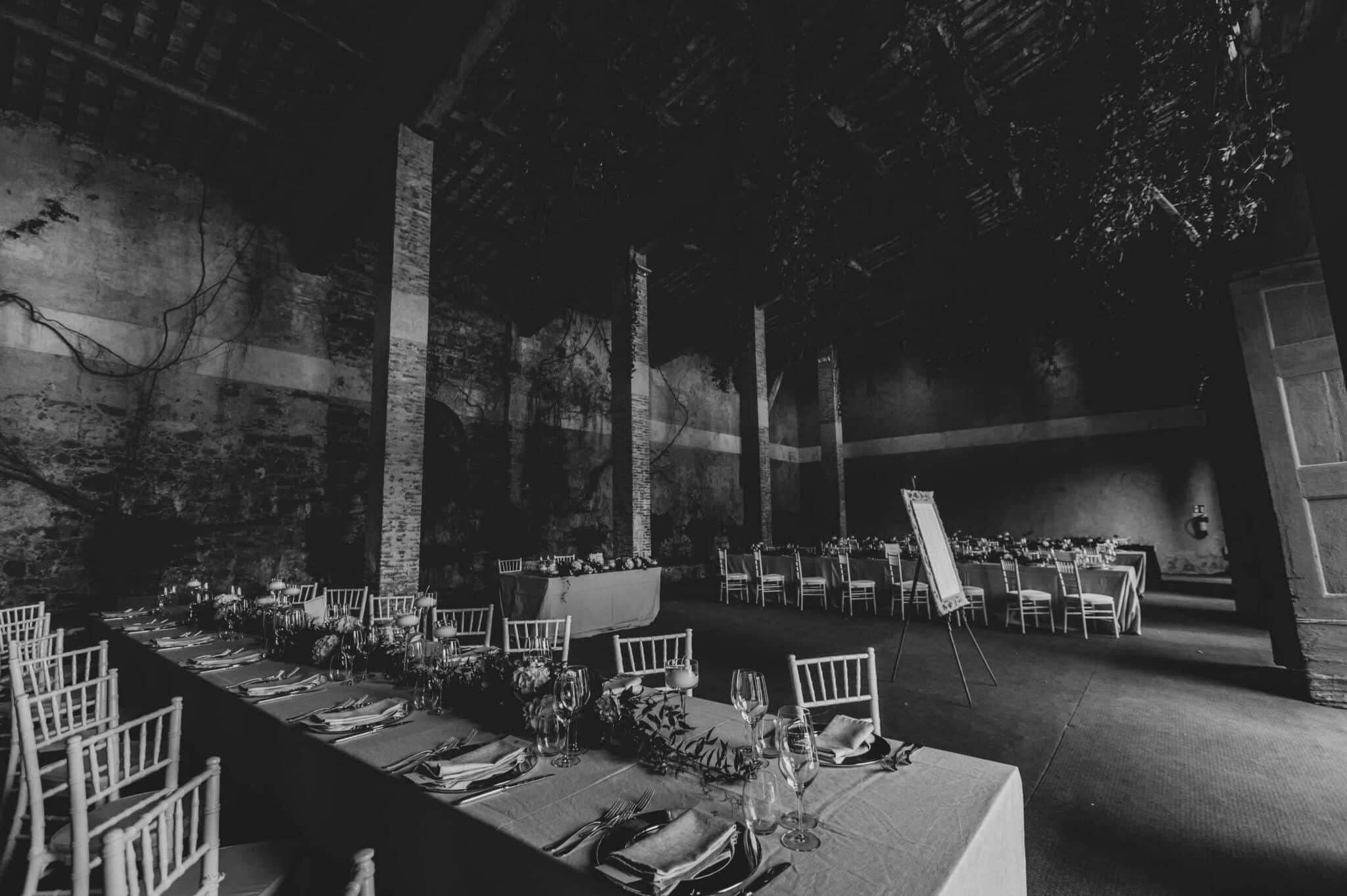 allestimento Villa Grabau creato da Verdissimo Fiori e Del Caldo Catering