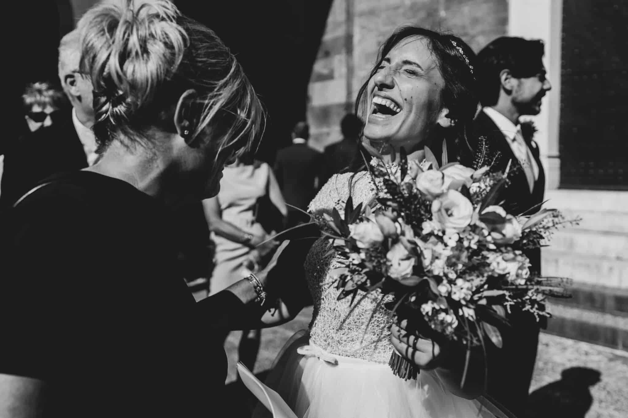 risate ad matrimonio ad Altopascio