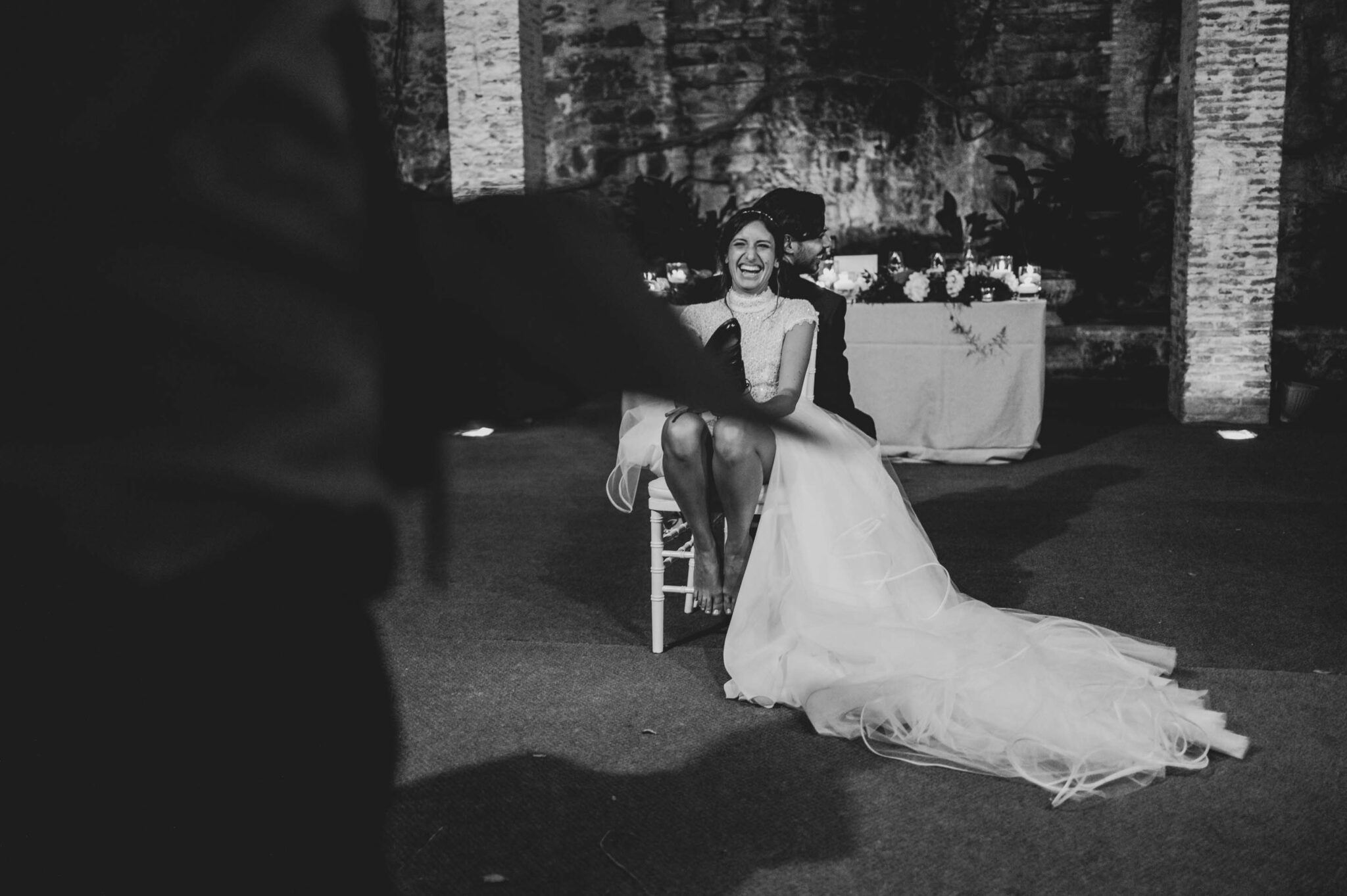 festa di matrimonio in Villa Grabau