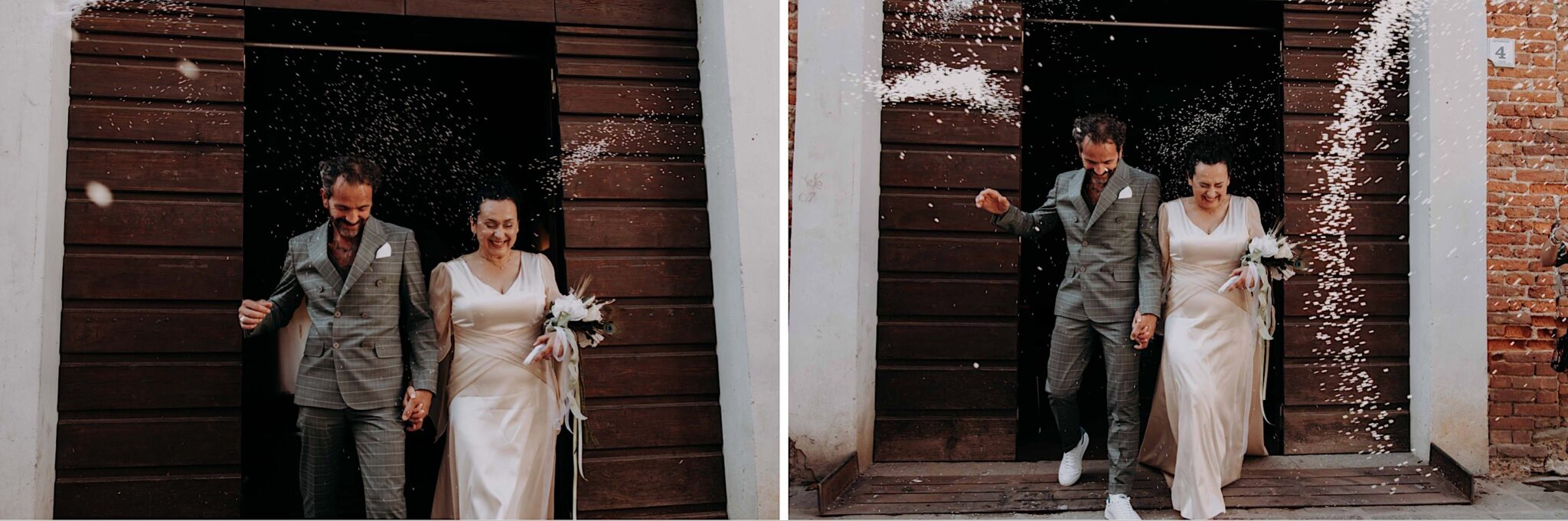 sequence wedding in Tuscany