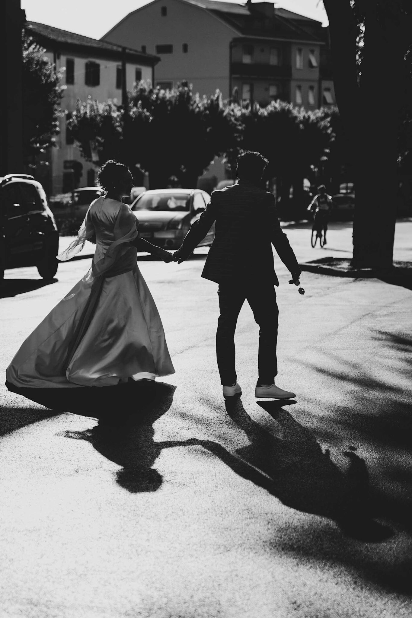wedding moments in Tuscany