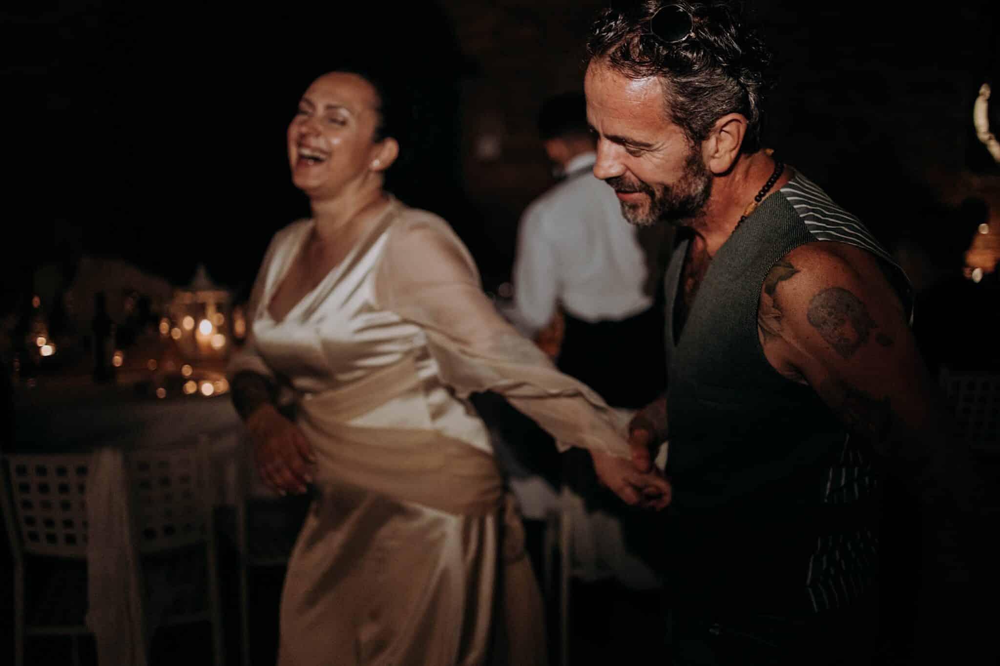ballare al matrimonio