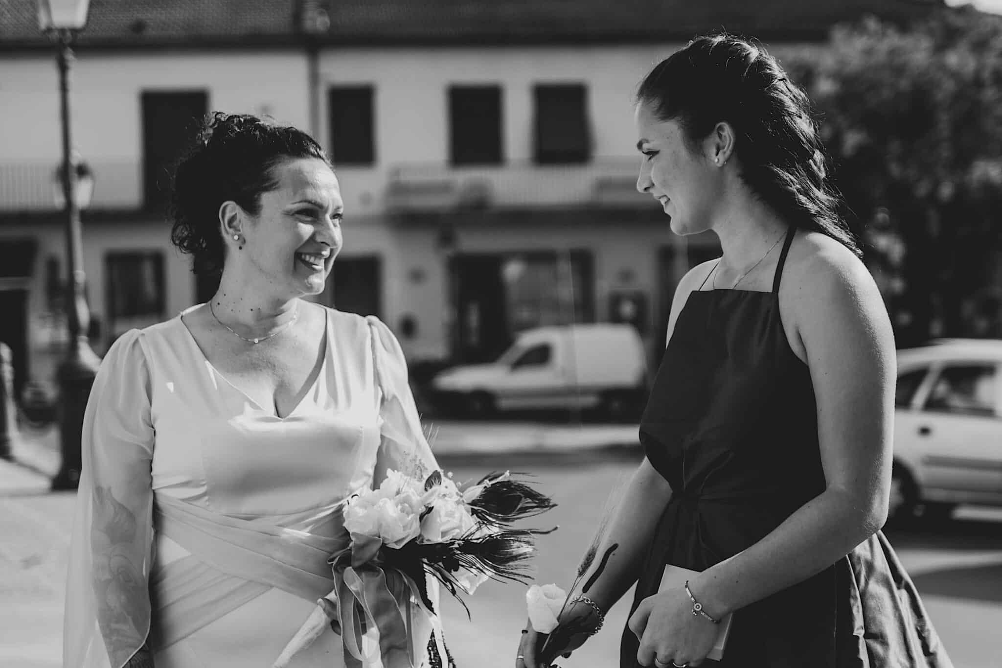 reportage di un matrimonio ad Altopascio