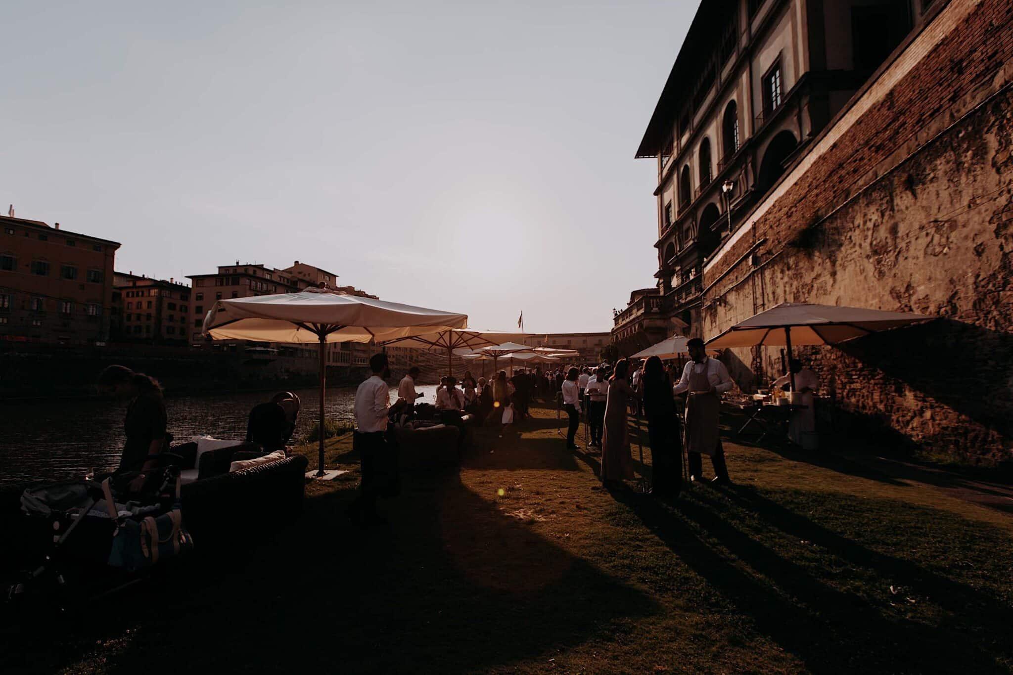 ambiente Lungarno, alla società Canottieri Firenze